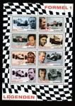 Sellos de Europa - Austria -  Fórmula 1: Phil Hill