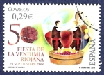 Stamps Spain -  Edifil 4265 Vendimia riojana 0,29 (2)