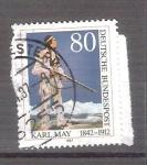 Sellos de Europa - Alemania -  Karl May Y1146