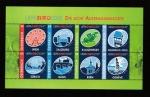 Stamps Austria -  Sedes UEFA 2008; Klagenfurt