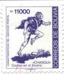 Stamps America - Bolivia -  Chasqui