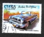 Stamps Cuba -  Automóviles Clasicos