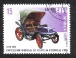 Stamps Cuba -  Exposición Internacional de Filatelia, Portugal 2010