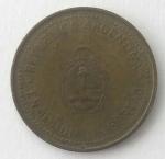 monedas del Mundo : America : Argentina :  2008 - 10 centavos