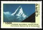 Sellos del Mundo : America : Perú : PERÚ: Parque Nacional Huascarán