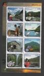 Stamps El Salvador -  Ilobasco, Cabañas