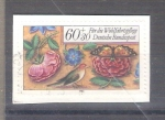Stamps : Europe : Germany :  RESERVADO CHALS Pro beneficencia Ornamentos de Libro Medieval U1092