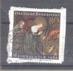 Stamps : Europe : Germany :  RESERVADO CHALS Navidad Y1135