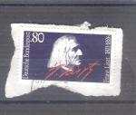 Sellos de Europa - Alemania -  RESERVADO MIGUEL Frank LIszt Y1117