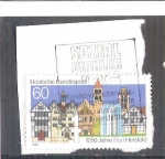 Stamps of the world : Germany :  Bad Hersfeld  Y 1003