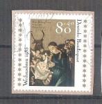 Sellos de Europa - Alemania -  RESERVADO MIGUEL SANCHO Navidad Y1099