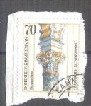 Stamps : Europe : Germany :  RESERVADO D Zimmermann Y1083