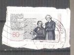 Sellos de Europa - Alemania -  Hermanos Grimn Y1068