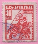 Stamps of the world : Spain :  Almirante Bonifaz