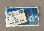 Sellos de Europa - Italia -  Introducción Códigos Postales