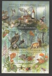 Stamps Czech Republic -  Lechuza