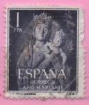 Sellos de Europa - España -  Año Mariano (d´l´Almudena)