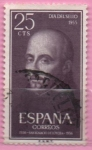 Stamps Spain -  IV centenario d´l´muerte d´San Ignacio d´Loyola