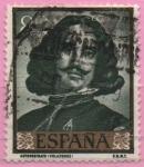 Stamps Spain -  Diego Velazquez