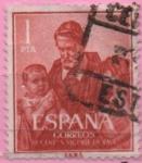 Stamps Spain -  III centenario d´l´muerte d´San Vicente d´Paul