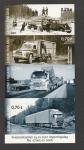 Stamps Finland -  Centenario transporte por camión