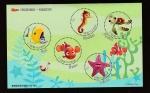 Stamps Taiwan -  nemo