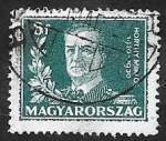Stamps Hungary -  423 - Miklos Horthy