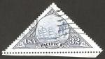 Sellos de Europa - Hungría -  2584 - Exposicion Filatelica Internacional, Pacific 97, en San Francisco, barco de tres velas