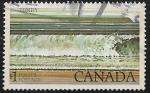 Stamps of the world : Canada :  Parque Nacional de Fundy