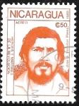 Sellos de America - Nicaragua -  Héroes y mártires de la Revolución: José B. Escobar Pérez