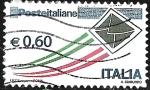 Sellos de Europa - Italia -  Correos italianos