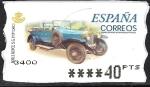 Sellos de Europa - España -  Rolls Royce S.G. 1919