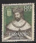 Sellos de Europa - España -  75 º Aniversario de la Coronación Canónica de N. S. De la Merced