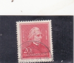 Stamps Hungary -  Franz Liszt-compositor 1811-1886
