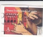 Stamps : Europe : Spain :  DANZA TRADICIONAL EN ESPAÑA(39)