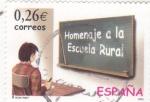 Sellos del Mundo : Europa : España : HOMENAJE A LA ESCUELA RURAL (39)