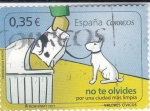 Stamps : Europe : Spain :  VALORES CÍVICOS (39)