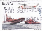 Stamps : Europe : Spain :  SALVAMENTO MARÍTIMO (39)