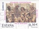 Sellos de Europa - España -  NAVIDAD-EPIFANÍA CATEDRAL DE HUESCA (39)
