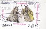 Sellos del Mundo : Europa : España : NAVIDAD- BELÉN PATRIMONIO NACIONAL(39)