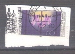 Stamps : Europe : Germany :  RESERVADO CHALS La Pasión de Oberammergan Y1033