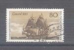 Stamps : Europe : Germany :  RESERVADO MANUEL BRIONES Inmigración a Estados Unidos Y1012