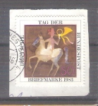 Stamps of the world : Germany :  Día del Sello Y1024