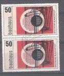 Stamps : Europe : Germany :  RESERVADO MIGUEL SANCHO Walter Gropius Bauhaus Y996