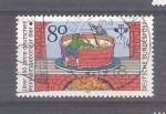 Stamps of the world : Germany :  Ley de Pureza de la Cerveza Y1011
