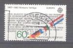 Stamps Germany -  Europa Aniversarios Y963