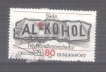 Stamps : Europe : Germany :  RESERVADO MANUEL BRIONES Si bebes no conduzcas Y977