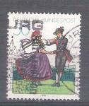 Sellos de Europa - Alemania -  Europa Bailes Regionales Y1096