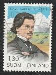 Sellos de Europa - Finlandia -  895 - Toivo Kuula, compositor