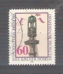 Stamps : Europe : Germany :  RESERVADO JAVIVI Catedral de Colonia Y910